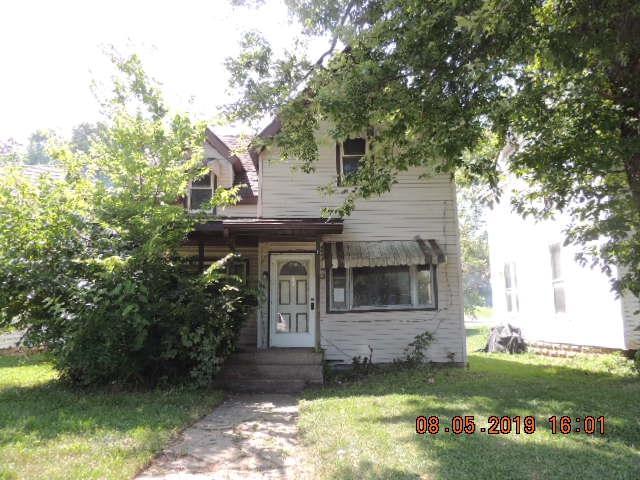 1604 S Gallatin Street, Marion, IN 46953 (MLS #201933706) :: The Romanski Group - Keller Williams Realty