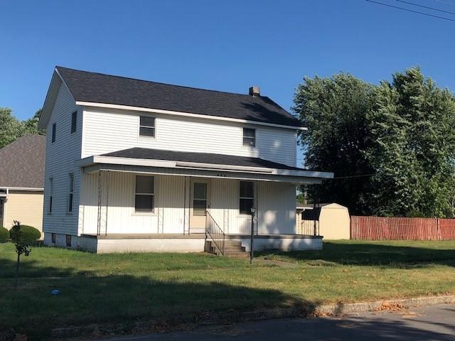 304 S Brooks Street, Francesville, IN 47946 (MLS #201935394) :: The Carole King Team