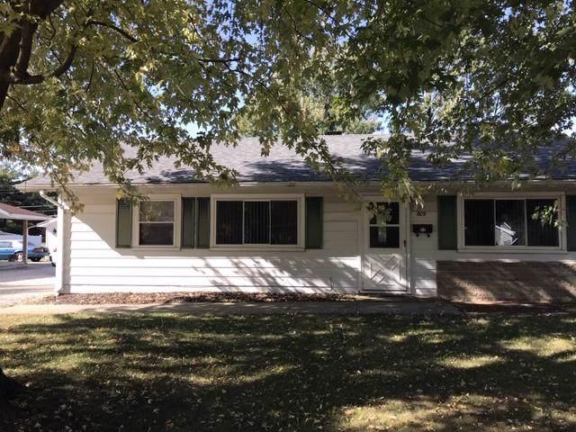 809 Witherspoon Drive, Kokomo, IN 46901 (MLS #201946509) :: The Romanski Group - Keller Williams Realty