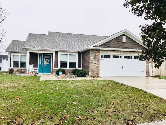 960 Mund Drive, Kokomo, IN 46902 (MLS #201950379) :: Parker Team