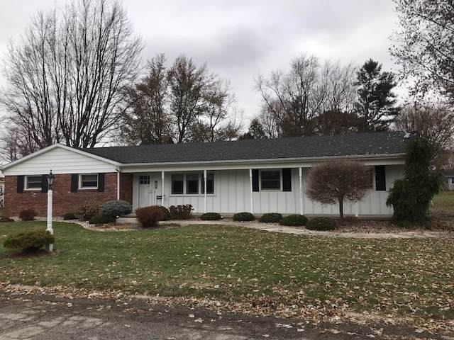 128 Holiday Drive, Greentown, IN 46936 (MLS #201950544) :: The Romanski Group - Keller Williams Realty