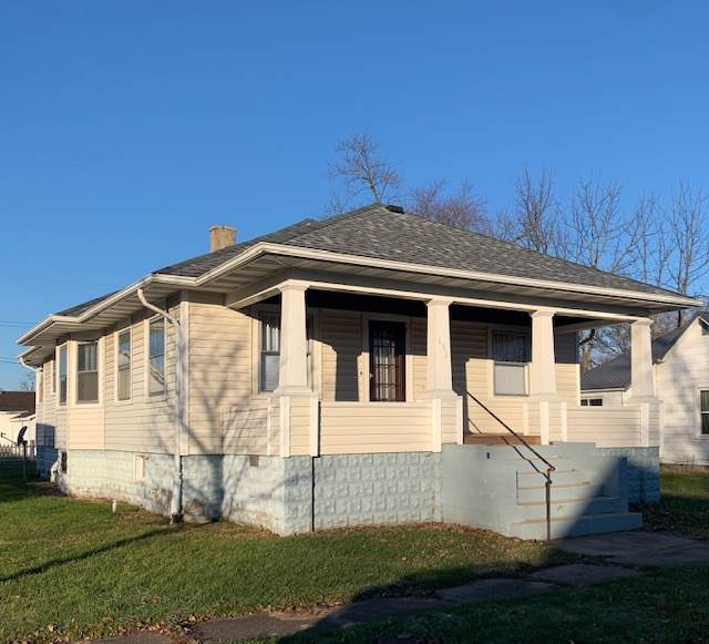 602 N Arch Street, Monon, IN 47959 (MLS #201951783) :: The Carole King Team