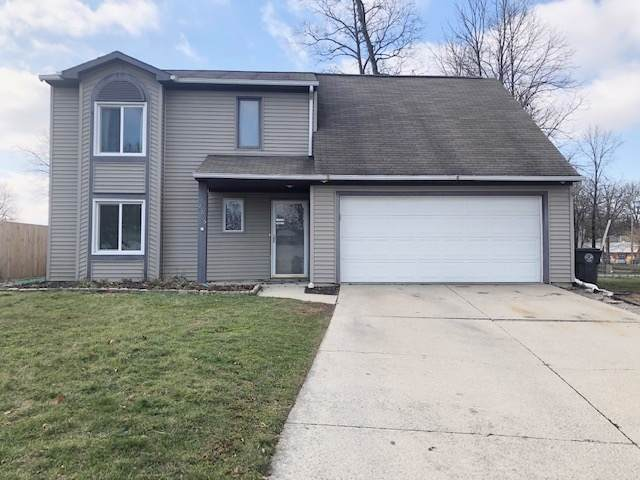 6615 Owl Tree Place, Fort Wayne, IN 46825 (MLS #202002177) :: Select Realty, LLC