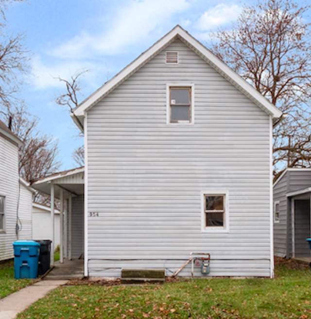 954 Iowa Street, Huntington, IN 46750 (MLS #202002188) :: Select Realty, LLC