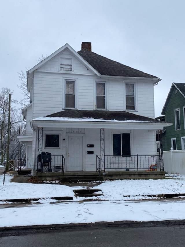 1303 Scott Avenue, Fort Wayne, IN 46807 (MLS #202003115) :: TEAM Tamara
