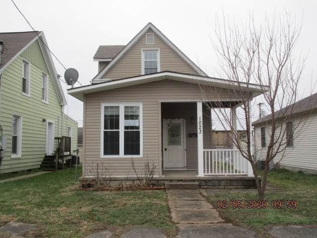 1023 9th Street, Tell City, IN 47586 (MLS #202006829) :: Anthony REALTORS