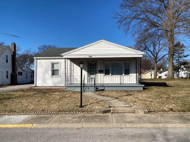 1316 South 24th Street, Lafayette, IN 47905 (MLS #202006830) :: The Romanski Group - Keller Williams Realty