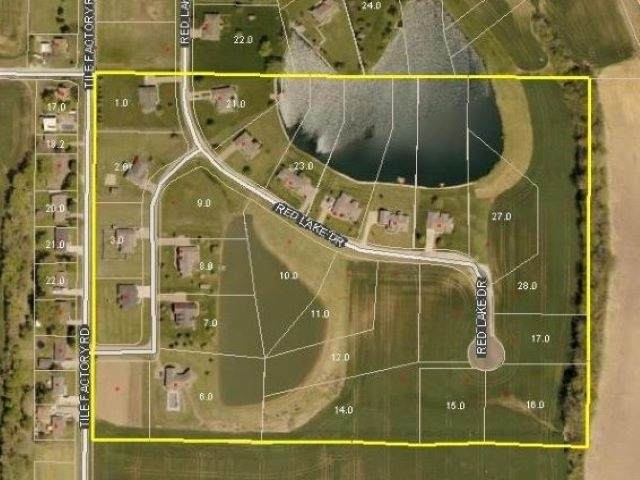Lot 14 5621 Red Lake Drive, Mount Vernon, IN 47620 (MLS #202009828) :: Parker Team