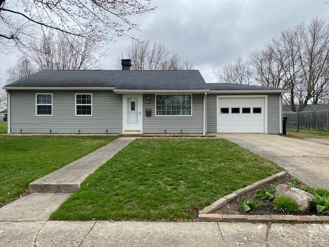 1932 Windsor Drive, Kokomo, IN 46901 (MLS #202011609) :: The ORR Home Selling Team