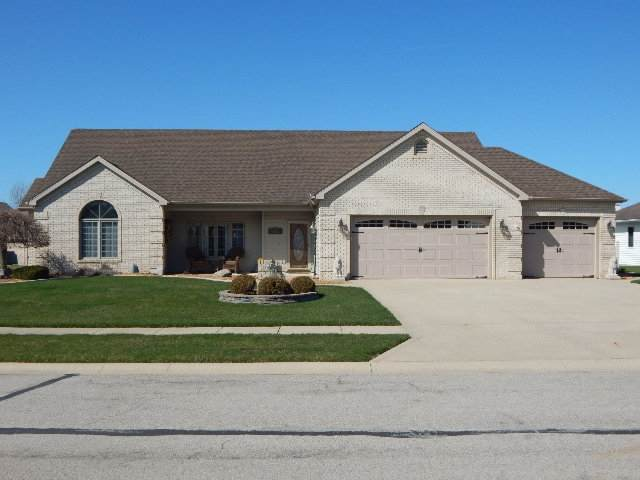 1320 Silica Court, Fort Wayne, IN 46845 (MLS #202011938) :: Anthony REALTORS
