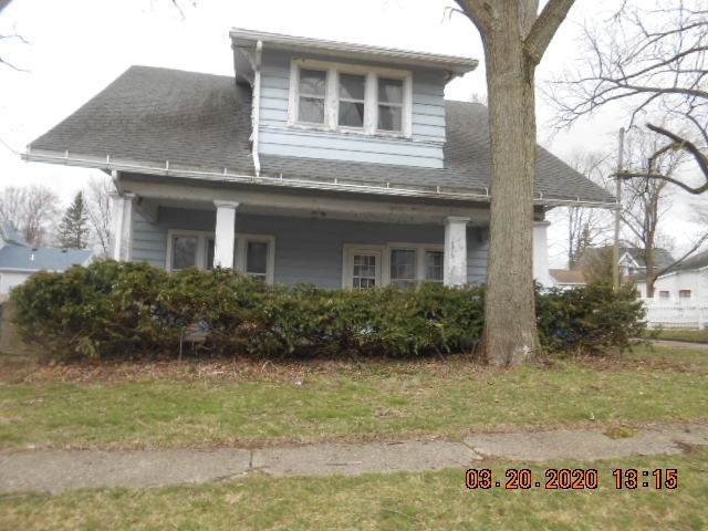 410 W Ellsworth Street, Columbia City, IN 46725 (MLS #202012114) :: Anthony REALTORS