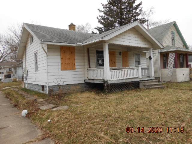 3030 Alexander Street, Fort Wayne, IN 46806 (MLS #202012117) :: Anthony REALTORS