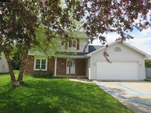 852 Sunrise Drive, Frankfort, IN 46041 (MLS #202016902) :: The Romanski Group - Keller Williams Realty