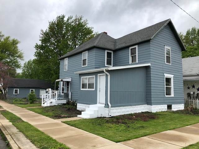 1401 College Street, Logansport, IN 46947 (MLS #202017291) :: The Romanski Group - Keller Williams Realty