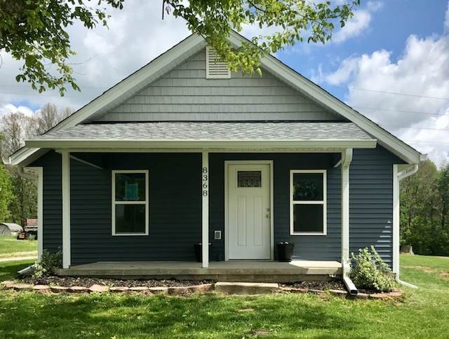 8368 N State Road 43, Solsberry, IN 47459 (MLS #202017650) :: Parker Team