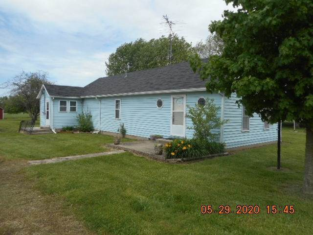 9770 E Eaton-Albany Pike, Albany, IN 47320 (MLS #202019957) :: Parker Team