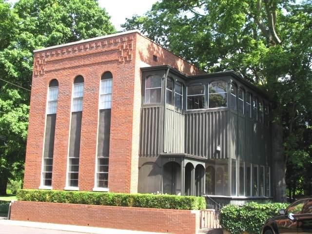 422 Tavern Street, New Harmony, IN 47631 (MLS #202020738) :: The Dauby Team