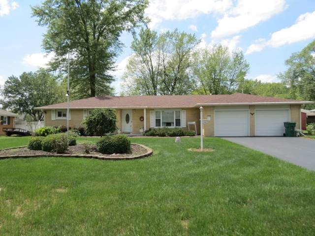 5105 S Breezewood Drive, Muncie, IN 47302 (MLS #202020757) :: The ORR Home Selling Team