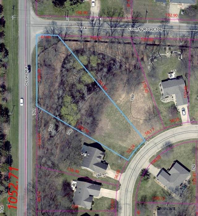 Lot 43 Woodland Estates Drive, Elkhart, IN 46514 (MLS #202026135) :: Aimee Ness Realty Group