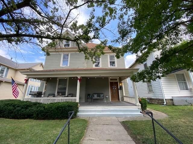 632 W 1st Street, Marion, IN 46942 (MLS #202026651) :: The Romanski Group - Keller Williams Realty