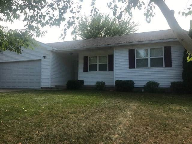 307 Kingsmill Drive, Logansport, IN 46947 (MLS #202027536) :: The Carole King Team