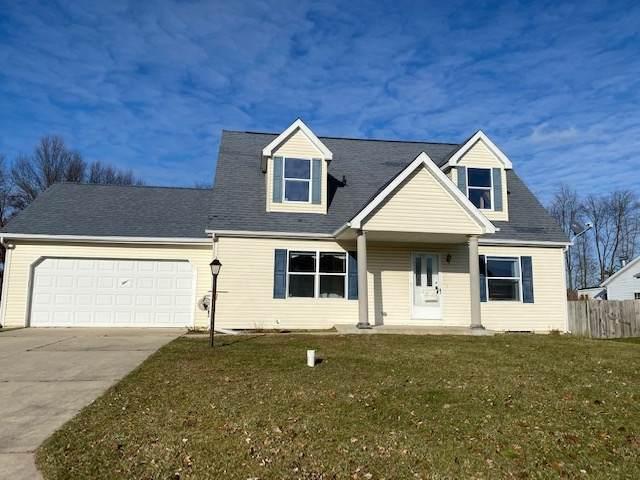 29815 New Castle Drive, Elkhart, IN 46514 (MLS #202029248) :: Parker Team