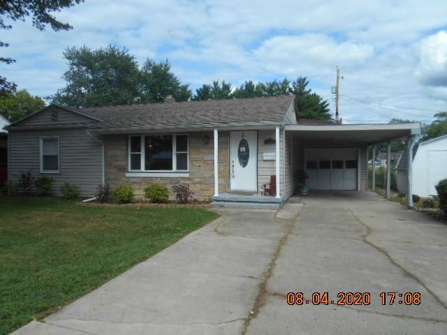 221 S Linwood Drive, Marion, IN 46952 (MLS #202030524) :: Anthony REALTORS