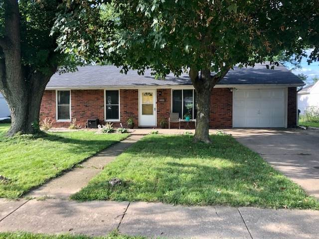 1408 Cherry Hill, Kokomo, IN 46902 (MLS #202030964) :: The Carole King Team