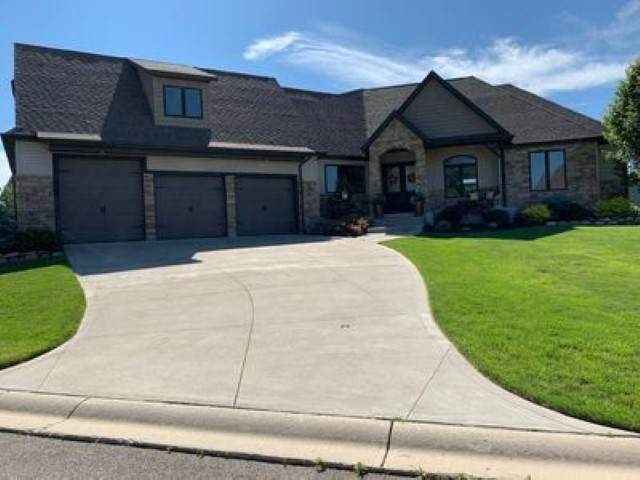 51050 Chatham Ridge Drive, South Bend, IN 46637 (MLS #202031936) :: Anthony REALTORS
