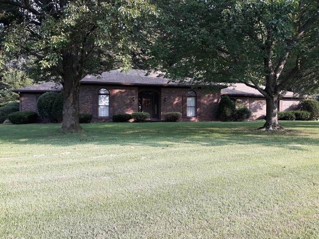 1619 Cottonwood Drive, Princeton, IN 47670 (MLS #202033821) :: Parker Team
