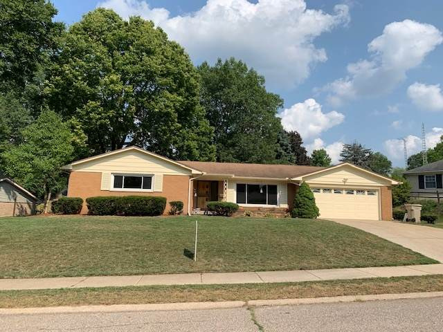 1177 Echo Drive, South Bend, IN 46614 (MLS #202034135) :: Anthony REALTORS