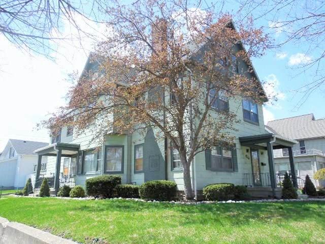 1005 W Spencer Avenue, Marion, IN 46952 (MLS #202035152) :: Hoosier Heartland Team | RE/MAX Crossroads
