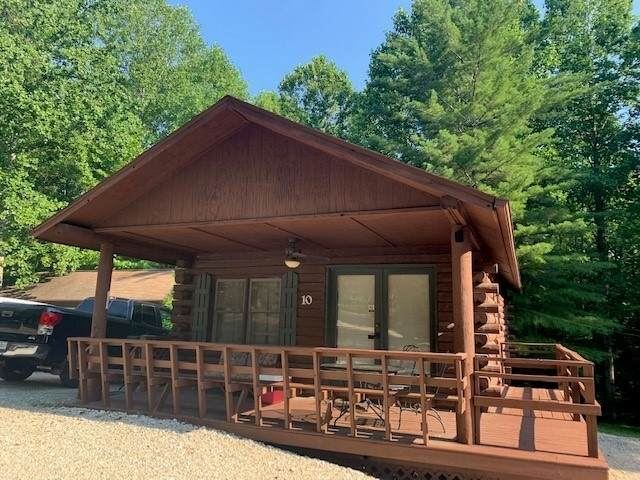 1025 Newton Stewart Road, French Lick, IN 47432 (MLS #202036320) :: Parker Team