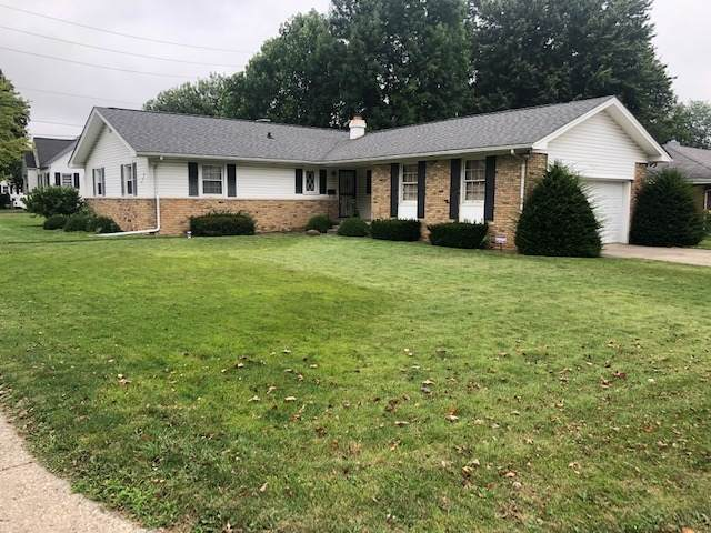 555 S Williams Road, Frankfort, IN 46041 (MLS #202036417) :: The Carole King Team