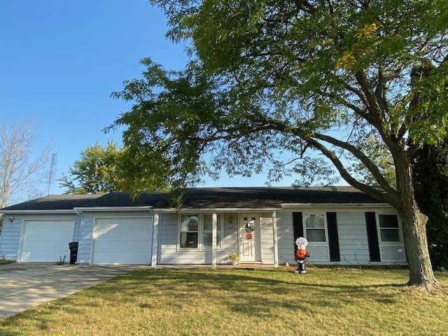 219 Pennsylvania Avenue, Kendallville, IN 46755 (MLS #202039654) :: Aimee Ness Realty Group