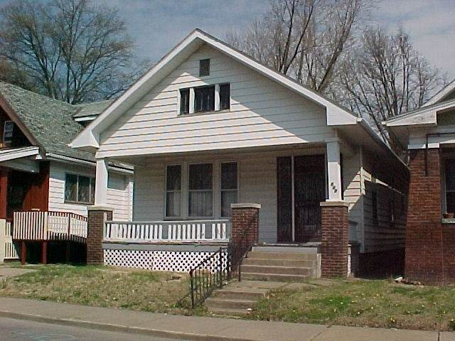 640 Madison Avenue, Evansville, IN 47713 (MLS #202039685) :: Hoosier Heartland Team | RE/MAX Crossroads