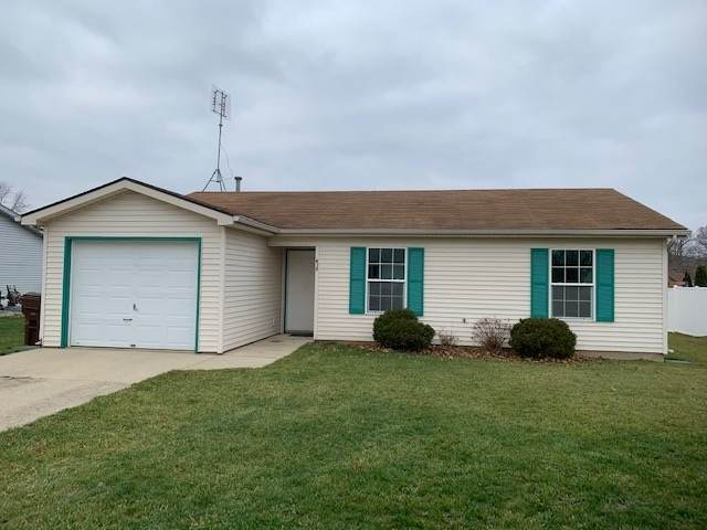 413 Manahan Drive, Angola, IN 46703 (MLS #202047265) :: RE/MAX Legacy