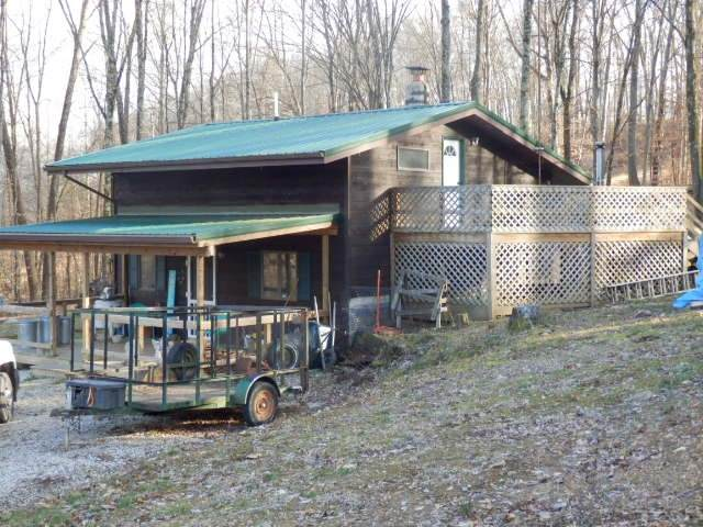 7011 W County Road 25 S, French Lick, IN 47432 (MLS #202049371) :: Parker Team