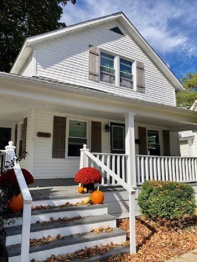 413 N Walnut Street, Plymouth, IN 46563 (MLS #202100632) :: Parker Team