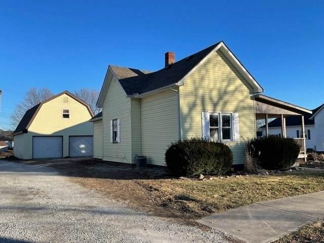 531 N Independence Street, Tipton, IN 46072 (MLS #202102826) :: The Romanski Group - Keller Williams Realty