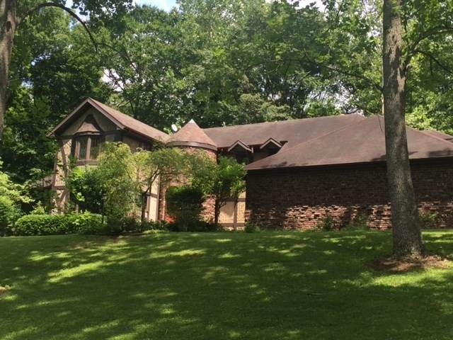 1552 Park Hill Drive, Spencer, IN 47460 (MLS #202104916) :: Aimee Ness Realty Group