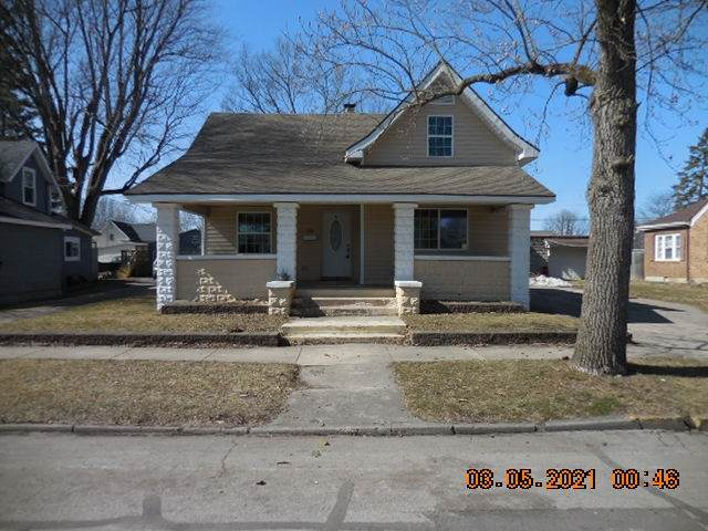 534 S Illinois Street, Monticello, IN 47960 (MLS #202106886) :: The Romanski Group - Keller Williams Realty