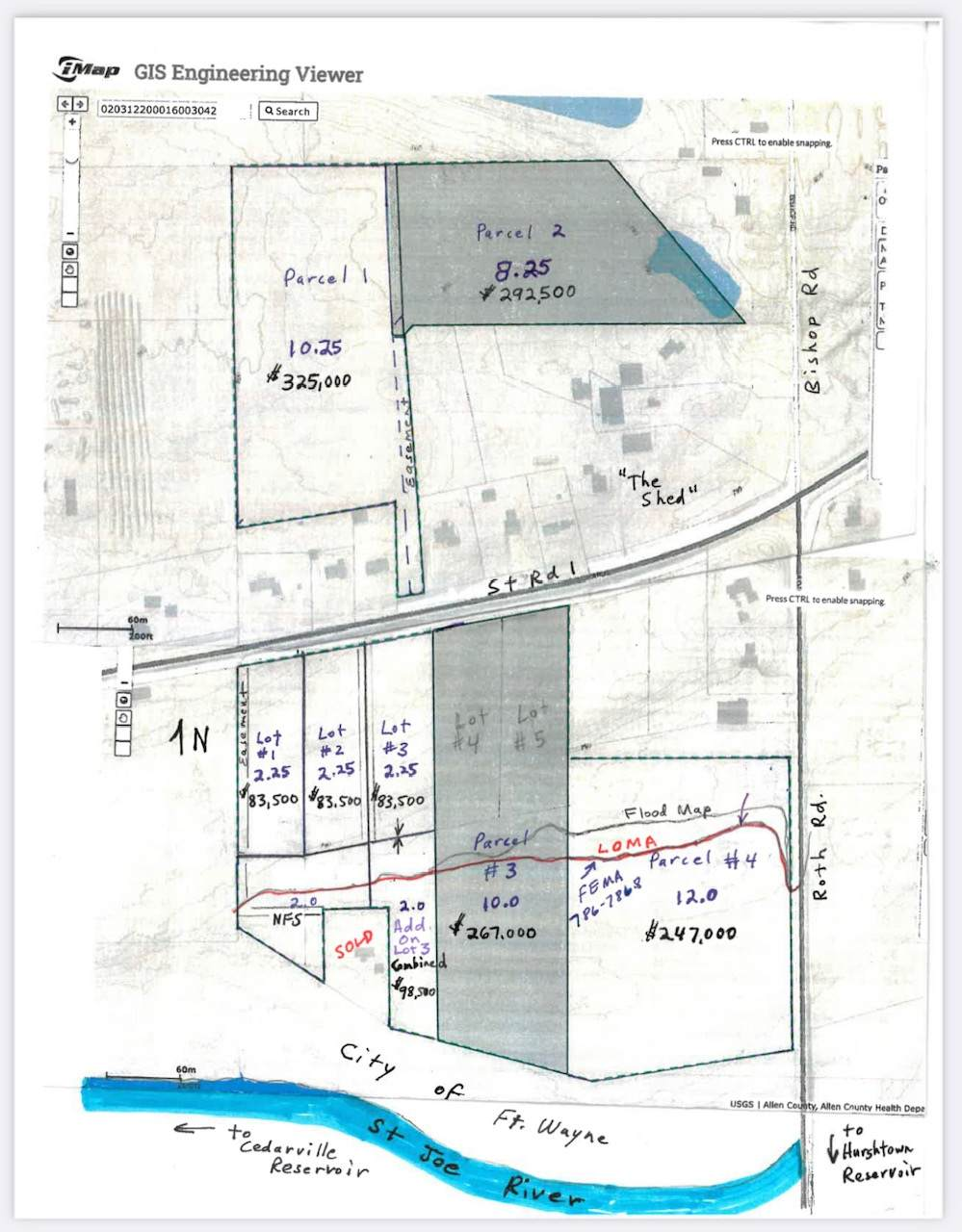 17500 Parcel 1 State Rd 1 Highway - Photo 1