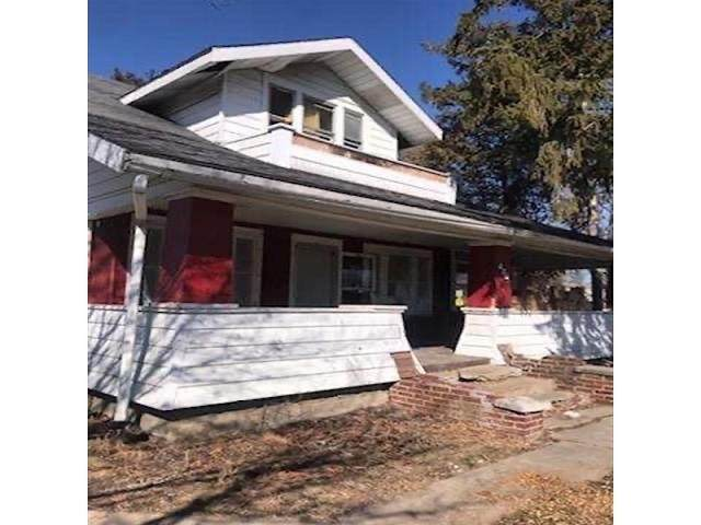 420 E Harris Street, Eaton, IN 47338 (MLS #202109361) :: The ORR Home Selling Team