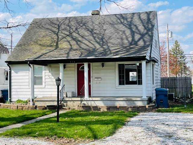 519 E S A Street, Gas City, IN 46933 (MLS #202111543) :: RE/MAX Legacy