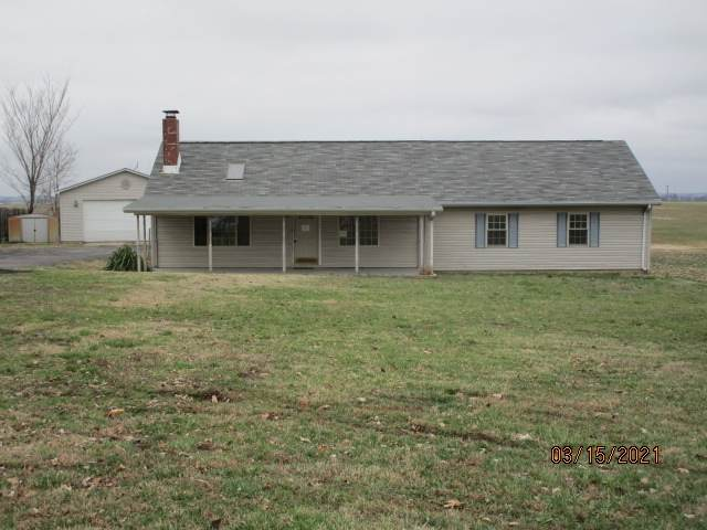 5910 Highway 66, Poseyville, IN 47633 (MLS #202111725) :: Anthony REALTORS