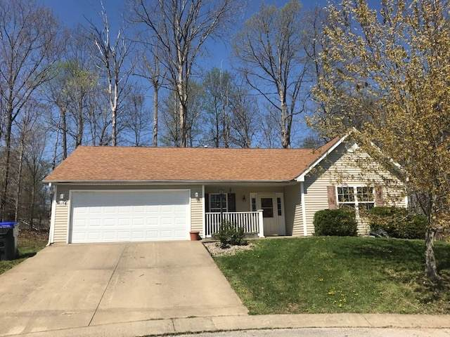 4804 W Aran Court, Bloomington, IN 47404 (MLS #202112069) :: The Dauby Team