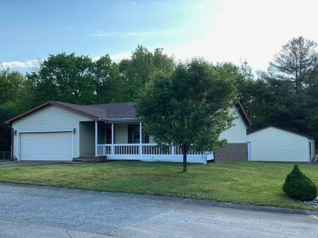 1055 Windsor Place, Chandler, IN 47610 (MLS #202116504) :: Aimee Ness Realty Group