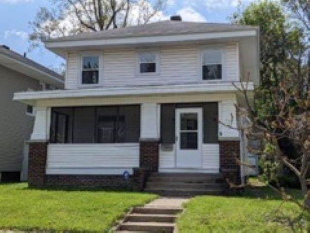 719 Kinsmoor Avenue, Fort Wayne, IN 46807 (MLS #202116589) :: Aimee Ness Realty Group