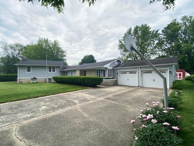 820 E 48TH Street, Marion, IN 46953 (MLS #202120544) :: RE/MAX Legacy